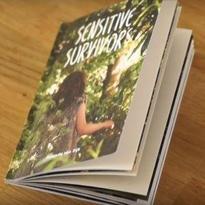 Gedichten en verhalen bundel van Miranda van Dijk