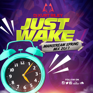 JUST WAKE MAINSTREAM SPRING MIX 2017.