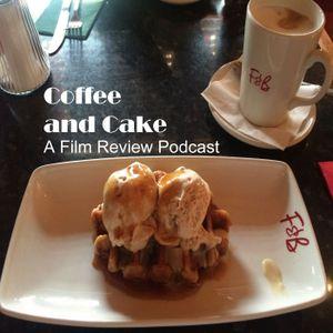 Coffee and Cake Film Review - Hateful 8, Ex Machina, Teenwolf