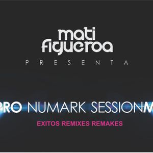 PRO NUMARK SESSION MIX / MATI FIGUEROA