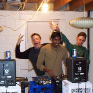 DeepCutta Presents The Eastern Sun 1996/1997 Vinyl Mix