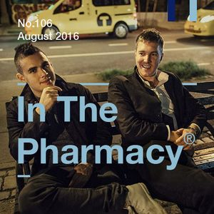In The Pharmacy #106 - August 2016