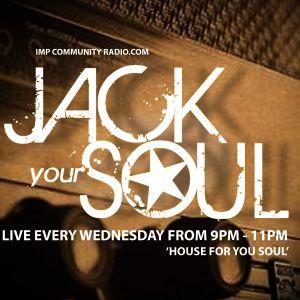 Jack Your Soul Radio Show ft DJ REDSOUL 1-8-2012.