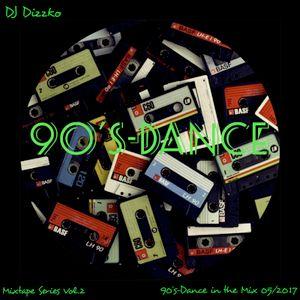 DJ Dizzko Mixtape Series Vol.2 (90's-Dance in the Mix)