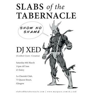 Slabs of the Tabernacle- Brian D'Souza