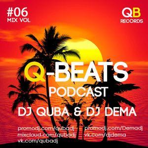 DJ QUBA - Qbeats Podcast #06