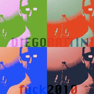 Diego Battini - FUCK 2010 Promo Mix
