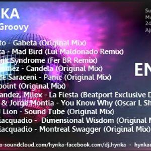 Dj Hynka - Enjoy (TechHouseGroovy Djset) Out.2012