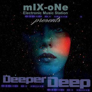 Deeper Deep #TeleportStation 013 #MixOne Radio