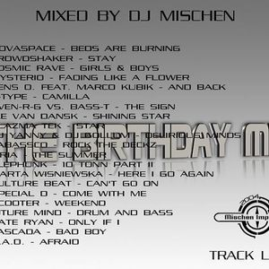 DJ Mischen - The Birthday Mix