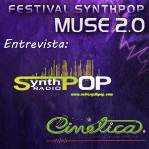 Entrevista a Radio Synthpop en Radio Cinetica - (Synth-Anything-Axel)