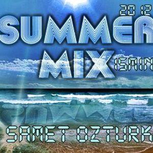 DJ SAMET OZTURK 2012 V.I.P DIRTY SUMMER  MIX (15min)...