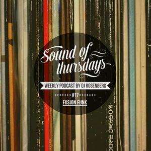 DJ Rosenberg - SOT #17 (Fusion Funk )