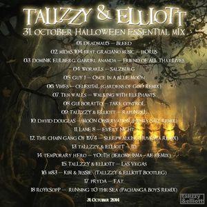 Tallzzy & Elliott - 31 October Halloween Essential Mix