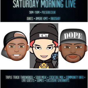 SML...... Breakfast Radio show ....Pt.1 Sat 24th June