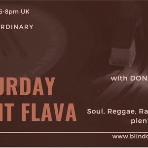 Extraordinary Saturday Night Flava with Donald Mack & Haji Mike