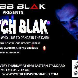 Robb Blak pres Pitch Blak 016 Halloween Special