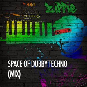 Zippie. Space Of Dubby Techno(mix)
