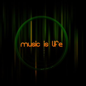Music is life N°2 - Electronica