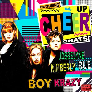 """Cheer Up """"Chats"""" - Stock Aitken Waterman Show featuring Josselyne, Kimberly & Ruth Ann of Boy Krazy"""