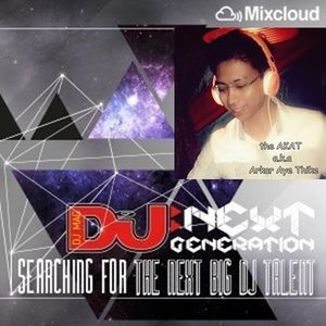 theAKAT-DJ Mag Next Generation-Contest-Electro-Progressive-Trance-Mixset