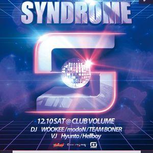 modoN livemix - 2011_1210 (club Volume - PeterpanSyndrome)