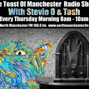 Toast Of Manchester 7.8.14 (1st Hour)
