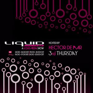 Hector De Mar - Liquid Moments 064 [Jan 15, 2015] on DI.FM & Pure.FM