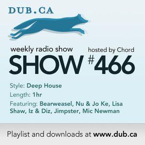 DUB:fuse Show #466 (January 14, 2012)