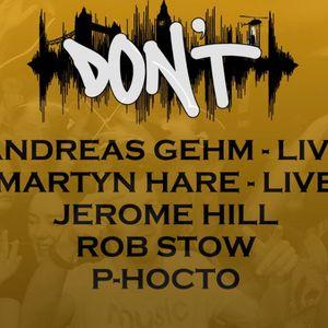 Andreas Gehm a.k.a. Elec Pt.1 Live In London / Pure Acid House Set