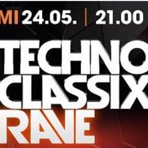 "Charles McThorn live @ Technoclub ""90s Techno Trance & Rave"", 24MAY2017, WI Mainz-Kastel"