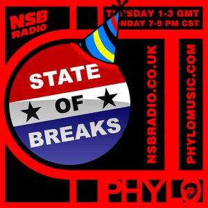The State of Breaks with Phylo on NSB Radio - 07-21-2014