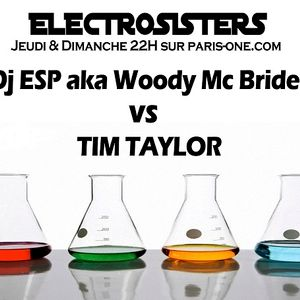 Tim Taylor & Woody Mc Bride Electrosisters Show 7