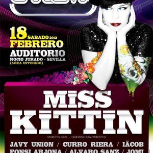 Javy Union @ Auditorio Sevilla  18-2-2012