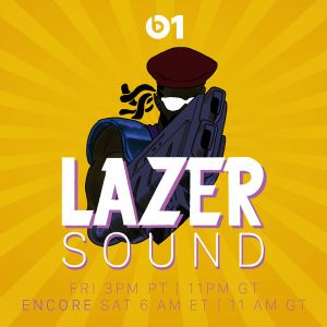 Major Lazer - Beats 1 Lazer Sound 04 by Diriger | Mixcloud