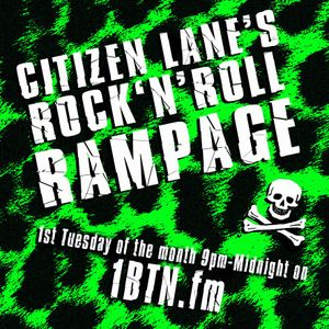 Citizen Lane's Rock n Roll Rampage! December 2017