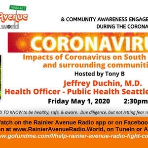 Coronavirus Special 27 - Jeffrey Duchin