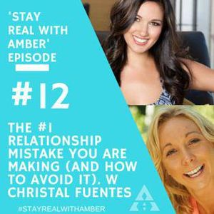 THE #1 RELATIONSHIP MISTAKE YOU ARE MAKING (AND HOW TO AVOID IT). W CHRISTAL FUENTES