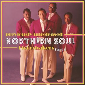 Northern Soul Floorshakers Part 4 – previously unreleased