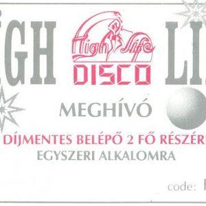 Retro House Mix of High Life Mixed by Dj Dave Court T AKA Dj Kürthy