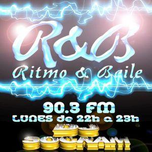 R&B Ritmo y Baile 90.3FM RADIO Monday 01 MAY 2017 by DJSOCRAM