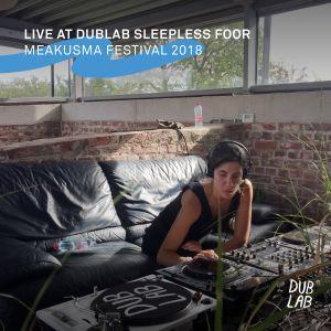 Lieneke at dublab Sleepless Floor (Meakusma Festival 2018)