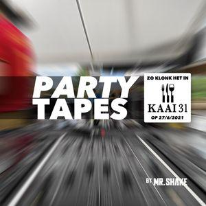 Party Tapes 66 | Kaai 31 (28.06.'21) [EK Voetbal || Belgische AfterZiT&ZINGparty]