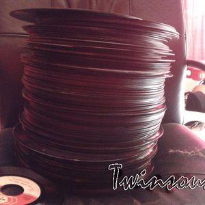 "Twinsound dj set ""Only Vinyl"" 19.01.2009"