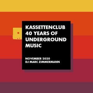 Kassettenclub - Nov 2020