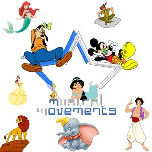 Disney Mix - Musical Movements