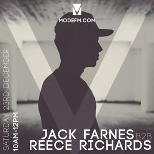 23/12/2017 - Jack Farnes B2B Reece Richards - Mode FM