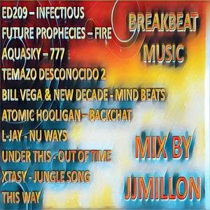 OLD BREAKBEAT MUSIC MIX Vol 15 2017