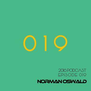 Norman Oswald April 2016 Podcast Episode 019
