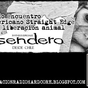 REVELACION RADIO HARDCORE Nº 78 ( Con SENDERO de Chile)